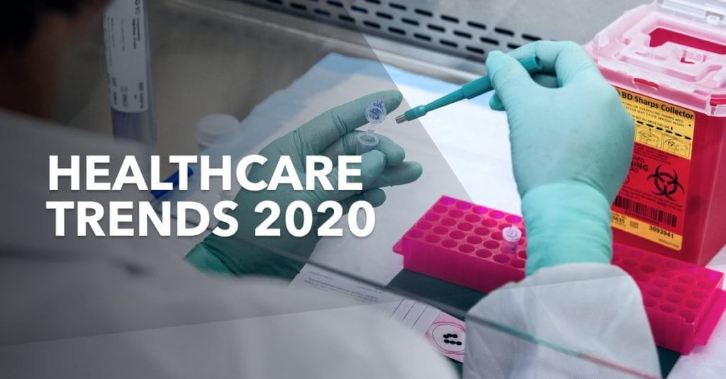 Healthcare trends that are shaping 2020